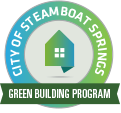 City of Steamboat Springs Green Building Program